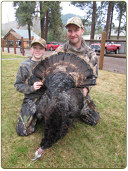 Turkey Hunting in Kettle Falls